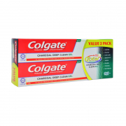 Toothpaste Total Charcoal Deep Clean Gel 2sX150g