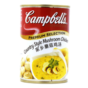 Country Style Mushroom Chicken Soup 300g