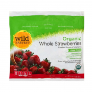 Frozen Organic Strawberry