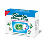 Natural Relief - Extra Menthol 51g