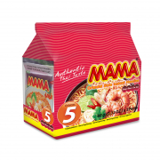 Shrimp Tom Yum Instant Noodles 60g x 5s