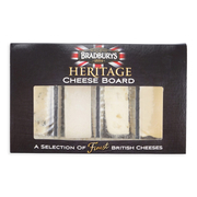Heritage Cheese Board Selection