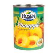 Pineapple Sliced  In Syrup 565g