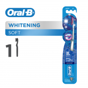 3D White (Soft) Toothbrush  1s