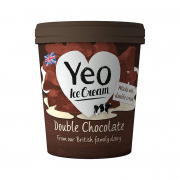 Organic Double Chocolate Ice Cream