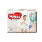 Platinum Pants Diapers L 33s 10-14kg