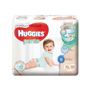 Platinum Pants Diapers XL 30s 13-18kg