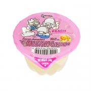 Hello Kitty & Friends Fruit Jelly Peach Flavour