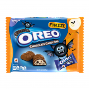 Oreo Chocolate Halloween Candy Bar