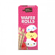 Hello Kitty & Friends Wafer Roll Strawberry