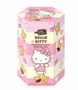 Hello Kitty Chocolate Cream Filled Biscuits 45g