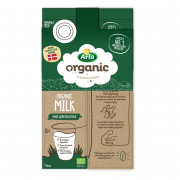Organic Fresh Milk 2sX1L