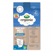 Organic Low Fat Milk 2sX1L