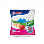 Candy Cheese Snack Strawberry 24s