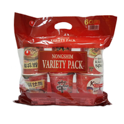 Cup Noodles - Variety Pack 6s (#)