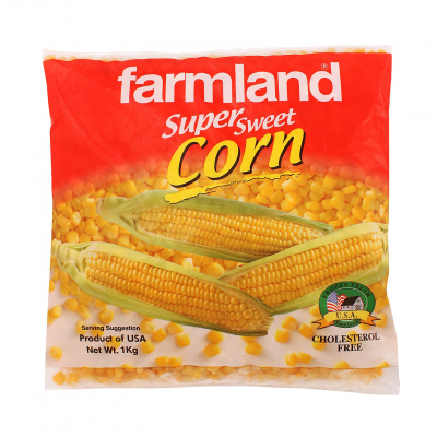 USA Super Sweet Corn