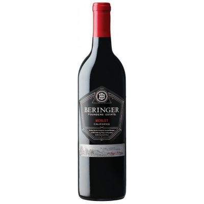 Founder's Estate Merlot 750ml