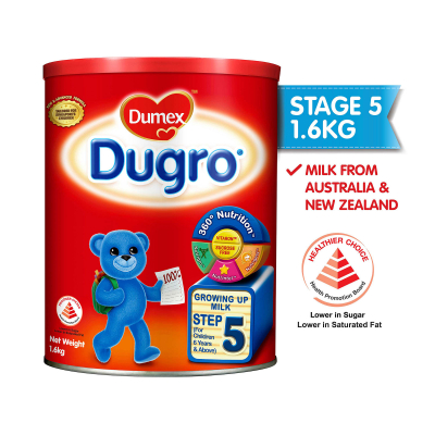 Dugro Stage 5 Growing Up Kid Milk Formula (1.6kg)