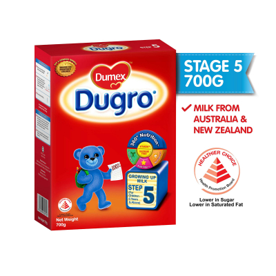 Dugro Stage 5 Growing Up Kid Milk Formula  700g