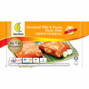 Muar Otah Mackerel Fillet & Prawn 180g