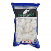 Raw Peeled Shrimp 454g