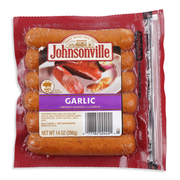 Garlic Smoked Sausages 396g