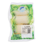 Rectangle Fish Cake 200g