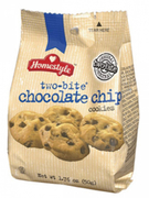 Two-Bite Chocolate Chip Cookies 50g
