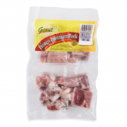 Frozen Pork Spare Ribs 500g