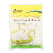 Frozen Squid Flowers 500g