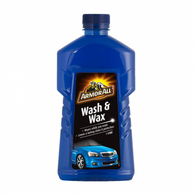Wash & Wax Cleaner 1L