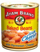 Baked Beans W/ Cheese 230g