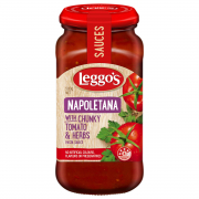 Pasta Sauce - Napoletana With Chunky Tomatoes and Herbs 500g (#)