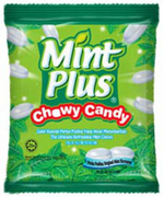 Chewy Candy - Mint 150g (#)
