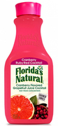 Cranberry Ruby Red Cocktail 1.75L