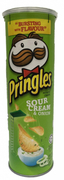 Potato Crisps Sour Cream&Onion 110g