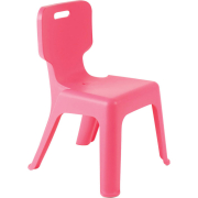 Sturdy Kids Chair W/ Backrest D-2049