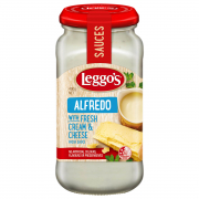 Alfredo Pasta Sauce With Fresh Cream & Cheese 490g