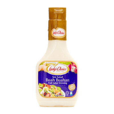 Fruit Salad Dressing 250ml