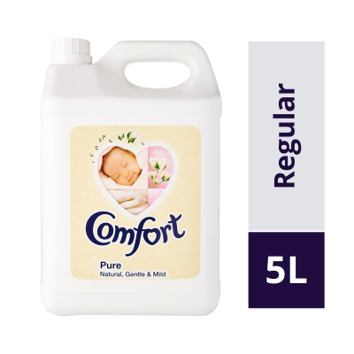 Fabric Softener Regular Pure 5L (#)
