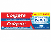 Toothpaste - Advanced White Value Pack 2X160g (#)