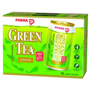 Jasmine Green Tea 12sX300ml