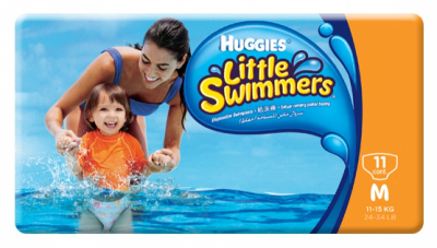 Little Swimmers Diapers 11s M 11-15kg