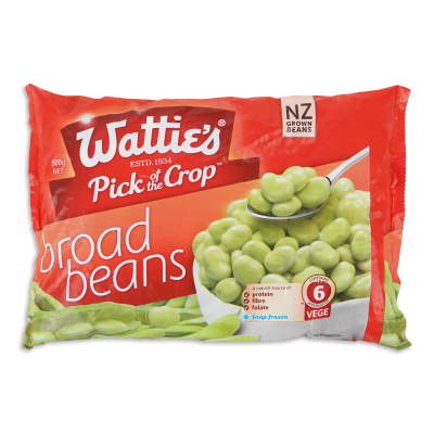 Broad Beans 500g