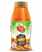 Carrot Mixed Fruit W/ Wolfberry Juice Drink - No Sugar Added 250ml
