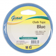 Cloth Tape (Blue) 48mmX12m