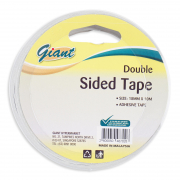 Double Sided Tape 18mmX10m