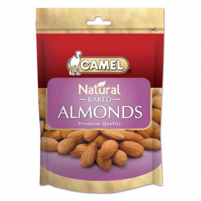 Natural Baked Almond Nuts 400g (#)