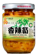 Bamboo Shoot In Chilli Oil 170g
