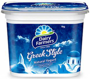 Greek Yogurt Natural 1kg
